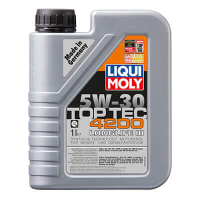 Масло моторное Liqui Moly TopTec 4200 5W-30, 1л 7660